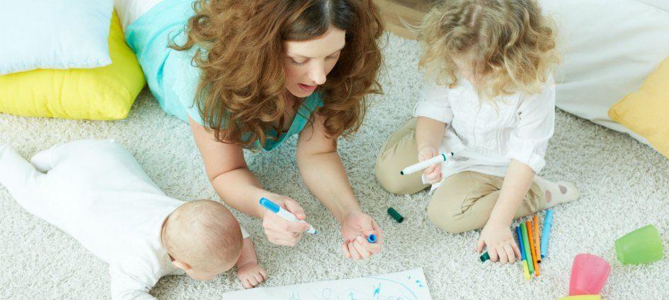 Faciliter la vie d'une maman occupée